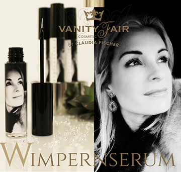 Wimpern Serum von Vanity Fair - Claudia Fischer